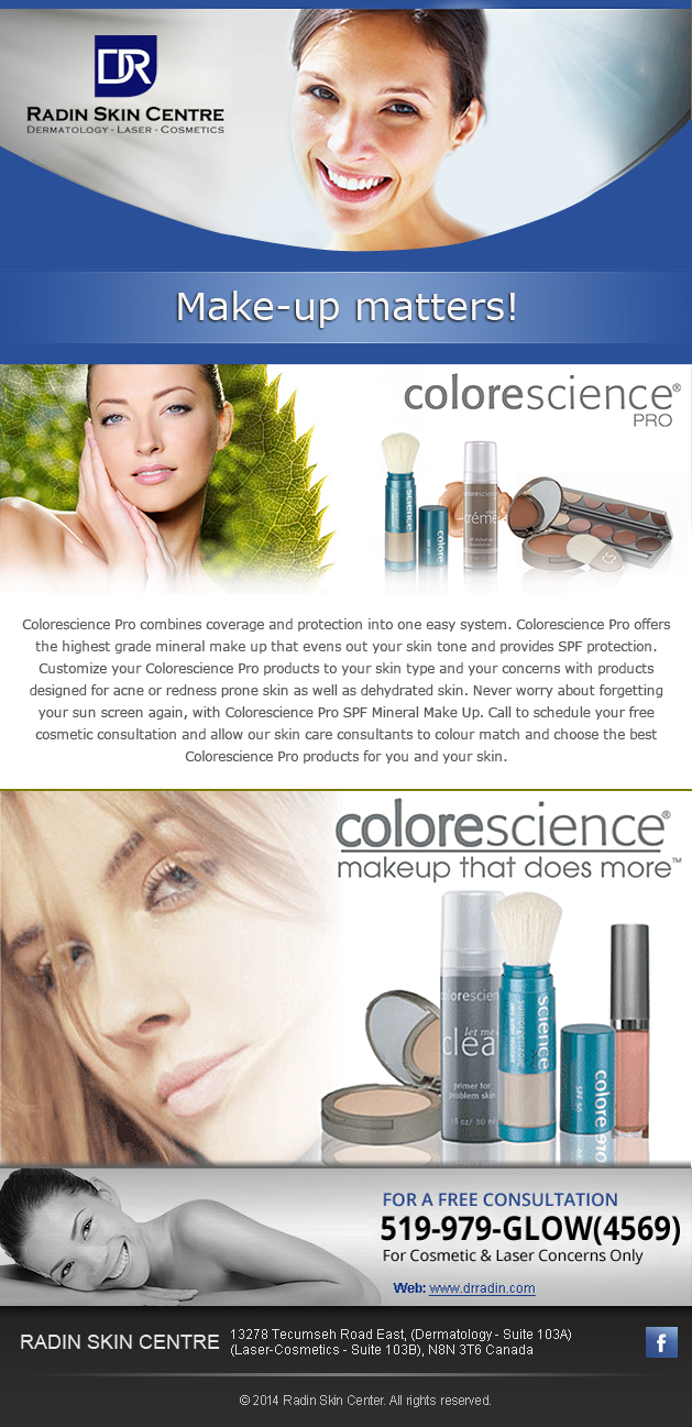 Radin Colorescience