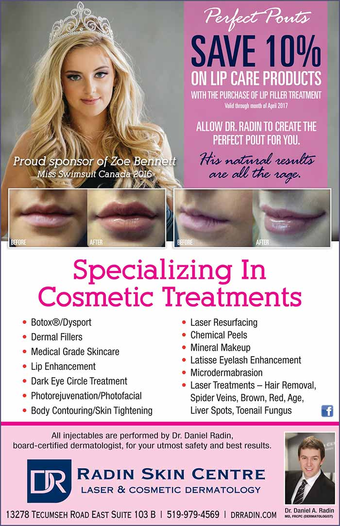 Spring Into A Perfect Pout! - Radin Skin Centre